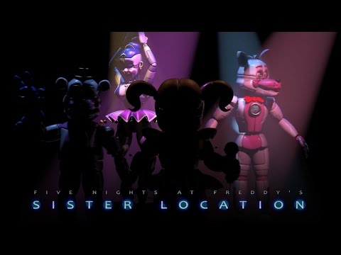 Five Nights at Freddy's: Sister Location Trailer #1