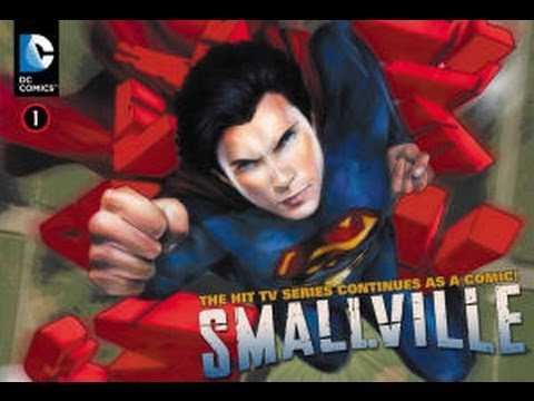 Smallville Season 11 Chapter 1 Comic Book Review