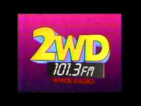 1989 WWDE Commercial