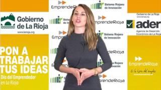 2016 11 17 Dia Emprendedor Entrevista Silvia lorente