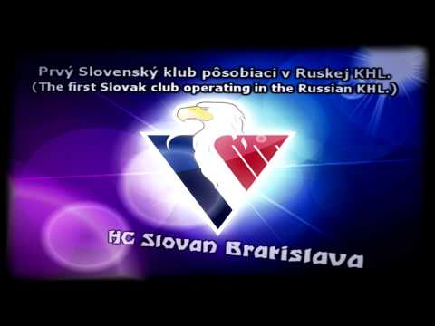 HC Slovan Bratislava (KHL) from YouTube · Duration:  3 minutes 37 seconds