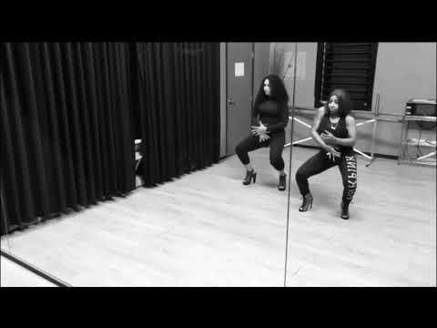 Paloma Ford - Waves Choroegraphy