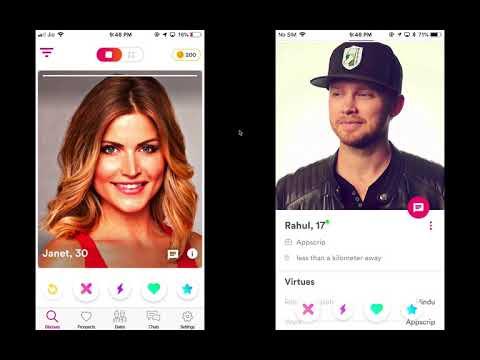 Datum | Dating Software App Script | Tinder Clone |  Match.com, Grindr, Happn