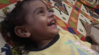 What Bahubali Does Before Sleeping| Funny Kids Video| Funny Babies| Cute Laughing Baby| Avishiworld