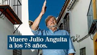 Muere Julio Anguita en Córdoba a los 78 años