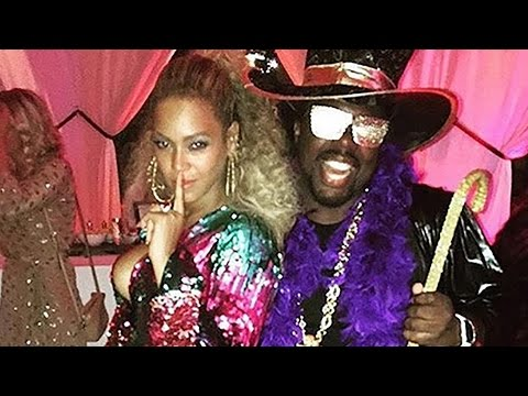Beyonce Slayed At Her Soul Train Themed 35th Birthday Party