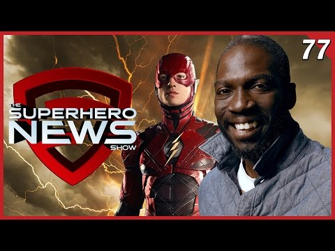 "Superhero News #77: The Flash Loses Its Director Over ""Creative Differences"""