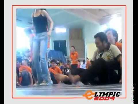 Lap trinh vien quoc te FPT-APTECH | My thuat da phuong tien FPT-ARENA | Elympic 2009 4 Mon Phoi Hop