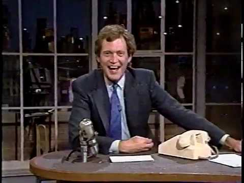 Download Late Night with David Letterman - October 8, 1987 (Fred Willard, Adelma Simmons, Jake Johannsen)
