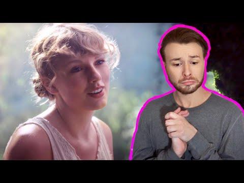 Taylor Swift - cardigan (Music Video) [REACTION]