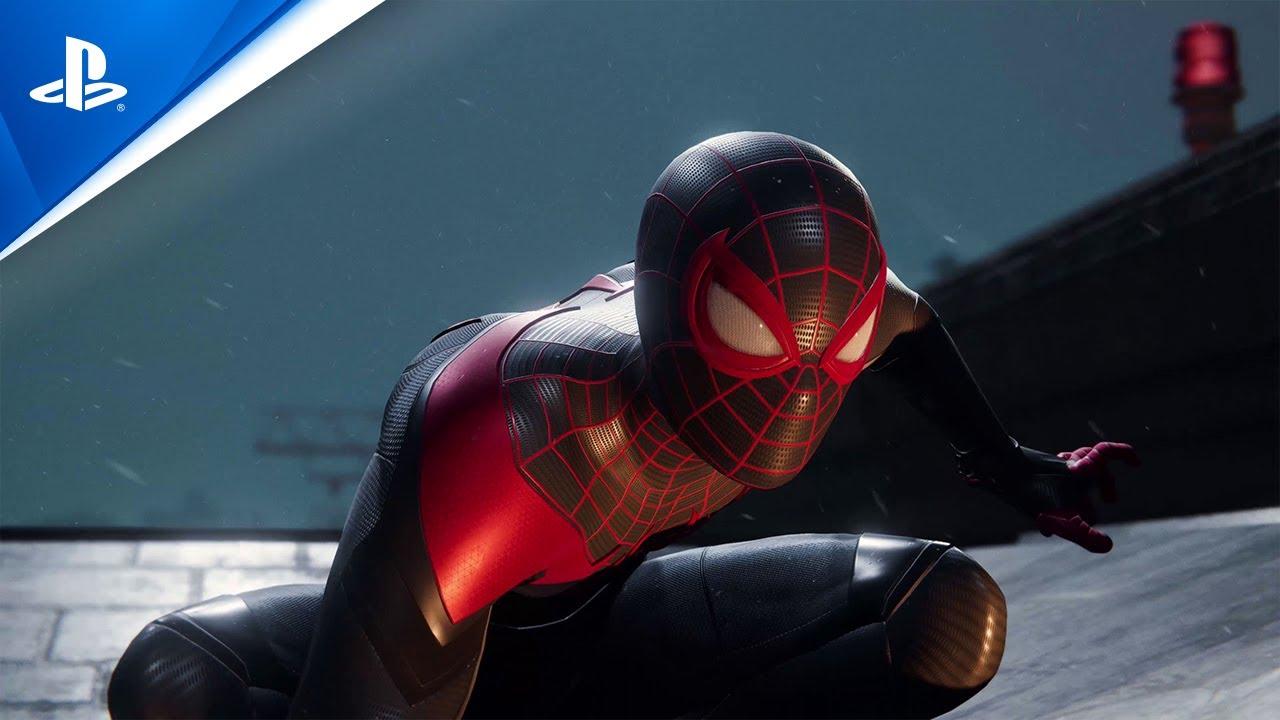 『Marvel's Spider-Man: Miles Morales』ゲームプレイデモ(英語版)