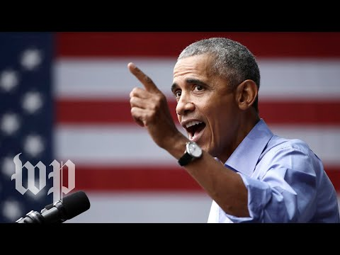 Obama campaigns for Nevada Democrats