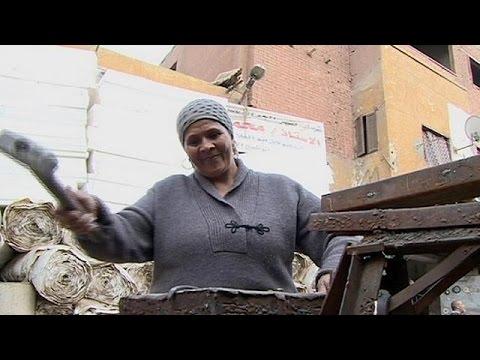 Mısır'dan Dünya Kadınlar Günü'nde Sıradışı Görüntüler