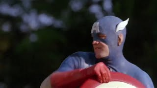 Captain America - Trailer (HD) (1990)