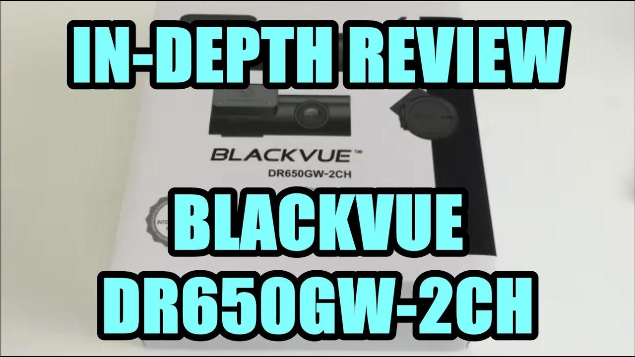 BlackVue DR650GW-2CH |