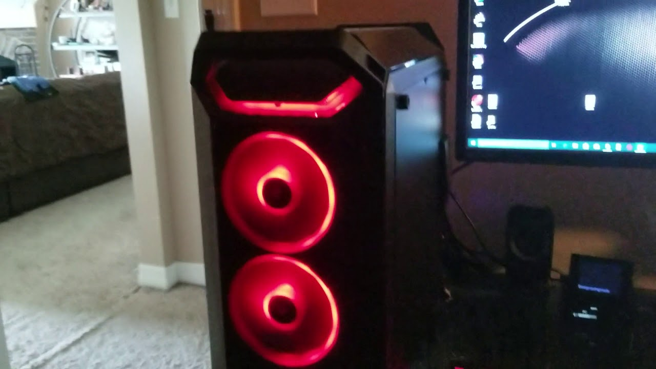 Corsair icue synced with asus aura
