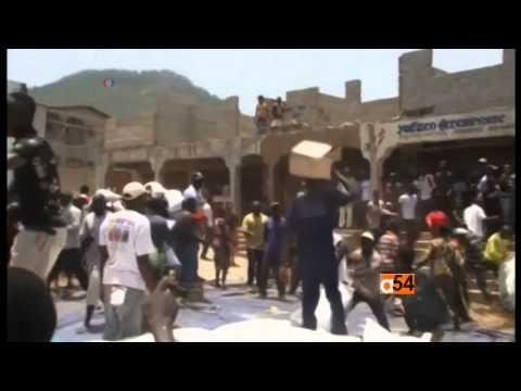 Sierra Leone Food Clashes