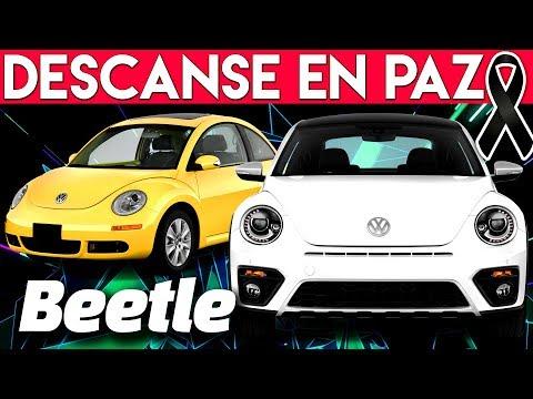 Volkswagen Beetle   Descanse en Paz