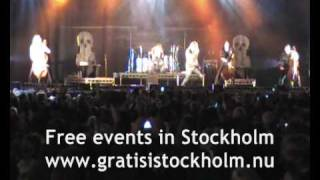 Apocalyptica feat Tipe Johnson - Live at Stockholms Kulturfestival 2009, 7(13)