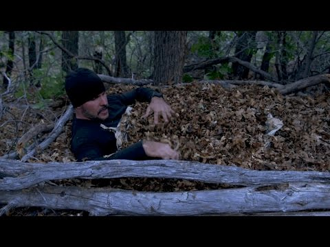 Making Sasquatch Sleeping Bags | Dual Survival