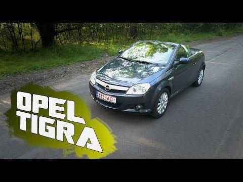 Летний кабриолет -  Opel Tigra из Литвы