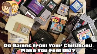 Does Playing Games from Your Childhood Make You Feel Old?