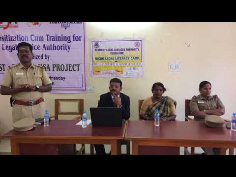 Micro Legal Awareness Camp on 13-12-27 on Rights of Transgenders