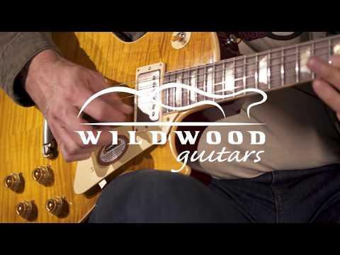 Gibson Custom Shop Wildwood Spec by Tom Murphy 1959 Les Paul Standard  •  SN: 91149