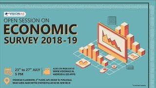 Download Open Session on Economics Survey 2018-19 | Part 1 Mp3 and Videos