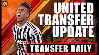 Dybala U-TURN🤔🤔! Manchester United in advanced Christian Eriksen talks! Transfer Daily