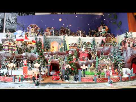 Christmas Song Small Village 5