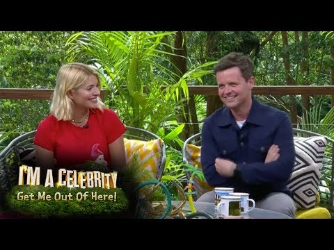 Dec Takes on Holly in Willoughby, Wallaby, Wobbly, Willoughby | I'm A Celebrity... Extra Camp