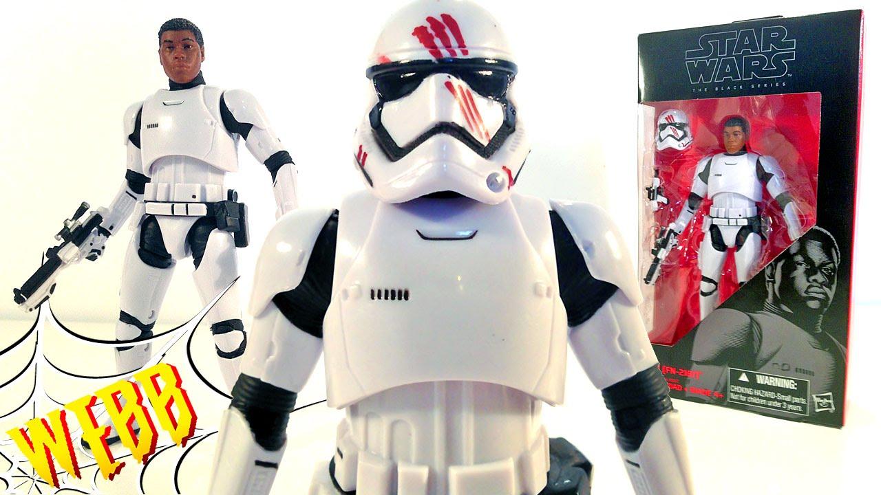"Stormtrooper 12/"" Action Figure Doll Star Wars The Force Awakens FINN FN-2187"