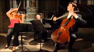 W. A. Mozart - Piano Trio K. 548 No. 6 in C major