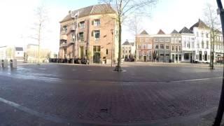 Van Jufferenwal naar Sassenstraat Zwolle