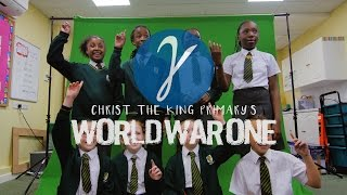 A Gaia Story: Christ the King Primary School's World War I
