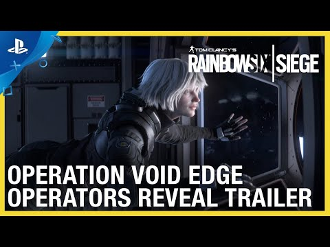 Rainbow Six Siege - CGI Trailer | PS4