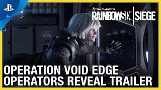 Rainbow Six Siege - CGI Trailer | PS4