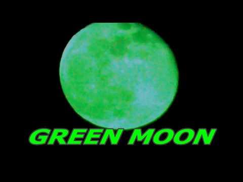 GREEN MOON April 20, 2018