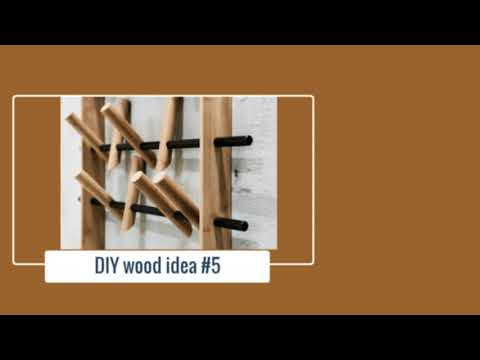 10 DIY wooden ideas EP 2