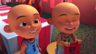 Upin & Ipin -  Gong Xi Fa Cai - Reverse video