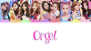 [3.21 MB] Orgel - Momoland COLOR-CODED LYRICS [HAN/ROM/ENG]