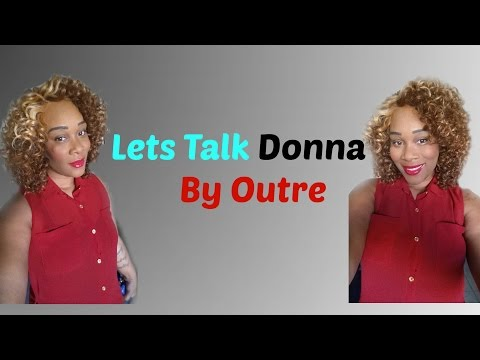 Must Have| Blonde Ambition| Donna By Outre| Wig Review| Wigs Under $25 thumbnail