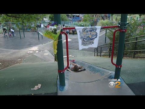 Memorial At Blue Slide Park: Hometown Fans Remember Mac Miller