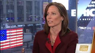 Adena Friedman, Nasdaq CEO: Build A Career With Smart Adjustments | Fortt Knox