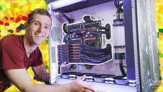 Download We FINISHED the $100,000 PC! - 6 Editors 1 CPU Pt. 6 Mp3 and Videos