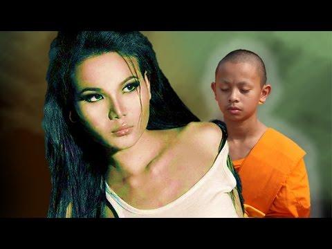 El hombre que paso de monje budista a modelo transexual