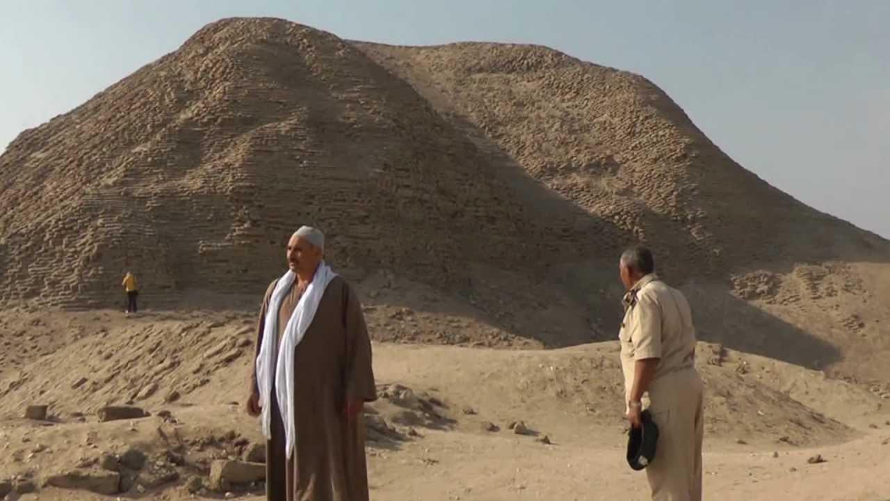 Risultati immagini per Piramide di Hawara