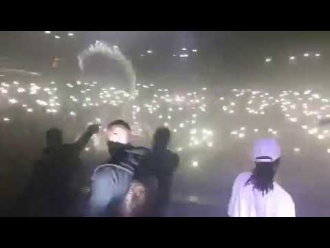 Migos Performing Bad and Boujee Live in Santa Ana!!! (INSANE PERFORMANCE)