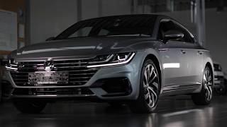 Az új Volkswagen Arteon